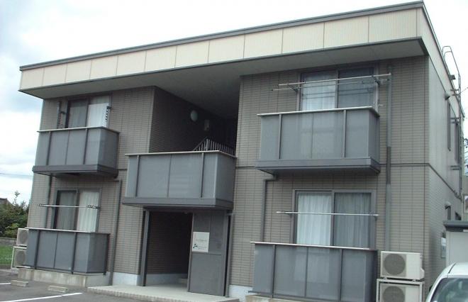 ディアスガーデン102号室|富山市小杉