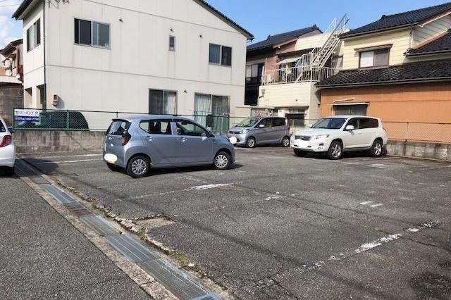 吉川パーキング東|富山市神通町