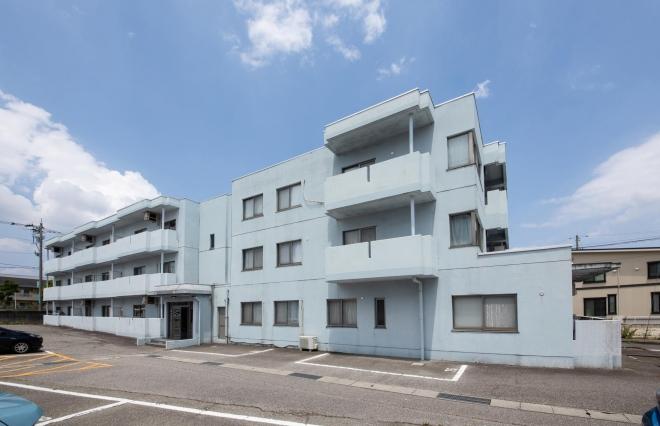 リバーサイドマンション3-B号室|富山市五福周辺