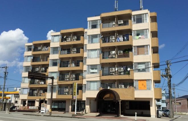 桜宮マンション205号室|富山市五福周辺