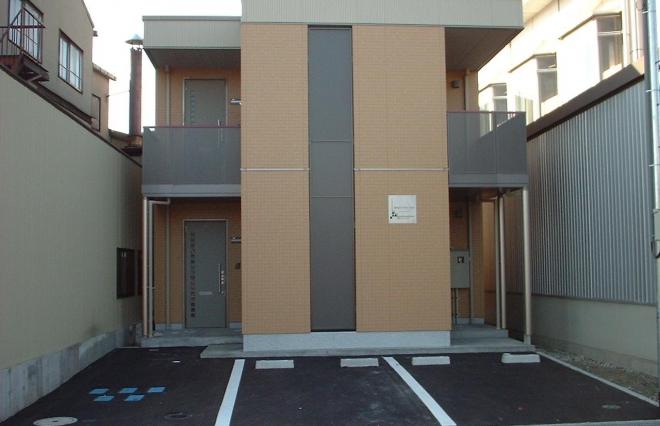 メゾンリッチフィールド102号室|富山市赤江町